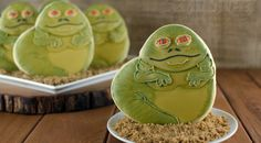 star wars jabba the hutt cookies