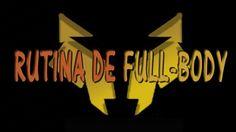 RUTINA DE FULL-BODY / GUAYO CHANNEL - YouTube Superhero Logos, Body, Youtube, Workout Routines, Exercises, Recipes