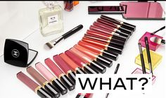 CHANEL Beauty Talks #4 : Gloss Only #email #newsletters #chanel