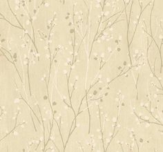 Interior Place - Beige Grey AD8223 Pussywillow Branches Wallpaper, 19.26 £ (http://www.interiorplace.com/beige-grey-ad8223-pussywillow-branches-wallpaper/)