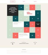 Dribble shapechristmas all full — Designspiration