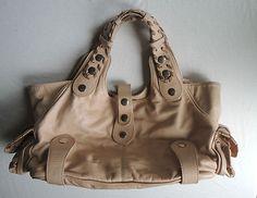 Chloe Leather Silverado Bag  Now on www.FullCircleFashion.com