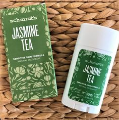 Jasmine Tea, Natural Deodorant, Sensitive Skin, Shampoo, Personal Care, Bottle, Blog, Self Care, Personal Hygiene