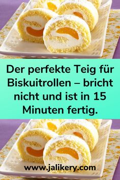 Ingredients: For the dough: 6 pieces of eggs 120 g sugar 90 g flour To fill: a cream .Eier 120 gZucker 90 gMehl Zum Füllen: eine Creme … Ingredients: For the dough: 6 pieces of eggs 120 g sugar 90 g flour … - Chocolate Cake Recipe Easy, Chocolate Recipes, Food Cakes, Easy Cookie Recipes, Dessert Recipes, Lemon Desserts, New Cake, Cake Mix Cookies, Oreo Cookies