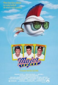 Major League (1989) movie #poster, #tshirt, #mousepad, #movieposters2