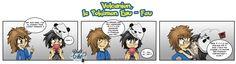 Comics Short - YukiArt