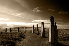 Ring of brodgar, Stenness, Orkney