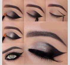 ❤️Beautiful Eye Makeup❤️ #Fashion #Beauty #Trusper #Tip