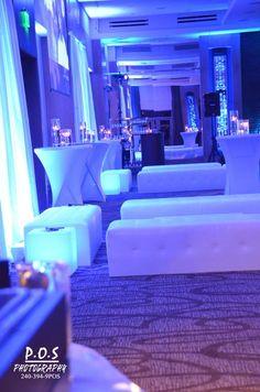 Lounge Furniture Rentals in DC, MD & VA