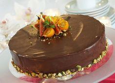 Sjokolademousse til konfektmoussekake