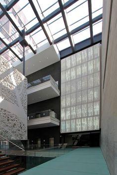 El MUSEO MEMORIA Y TOLERANCIA, en la Ciudad de México. Aquí también vienen los semis.