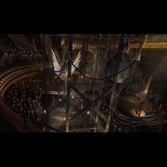 Concept art pour le film X-Men: Apocalypse
