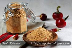 Vegeta facuta in casa - Retete culinare by Teo's Kitchen Spices, Cooking Recipes, Pudding, Favorite Recipes, Sweets, Homemade, Kitchen, Desserts, Foods
