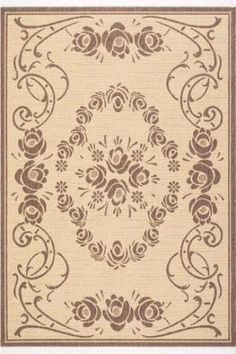 Domain All-Weather Area Rug - Area Rugs - Outdoor Rugs | HomeDecorators.com