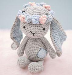 Matilda the Bunny - Amigurumipatterns.net