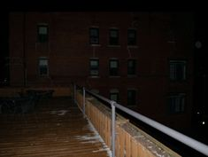 The rooftop deck of the Lafayette Hotel where we heard voices during our paranormal investigation Lafayette Hotel, Rooftop Deck, Emergency Lighting, Paranormal, Investigations, Roof Deck, Rooftop Terrace, Study