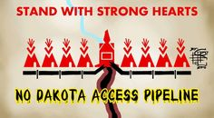 I will be traveling from Ohio to protest against the pipeline! My heart can't allow myself to stay quiet. Pipeline Protest in Full Swing: Standing Strong with Standing Rock Native American History, American Indians, American Pride, Dakota Access, By Any Means Necessary, Stand Strong, Social Issues, First Nations, My People