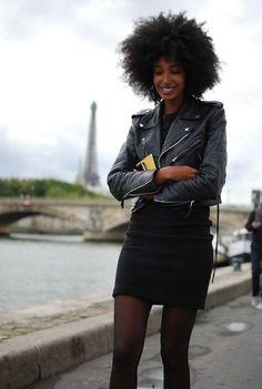 parisian street style.