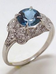 Edwardian Engagement Rings | Vintage Engagement Rings...love this but not for an engagement ring...