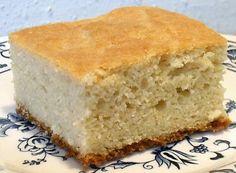 EASY GOLDEN CARBQUIK CAKE - Linda's Low Carb Menus & Recipes