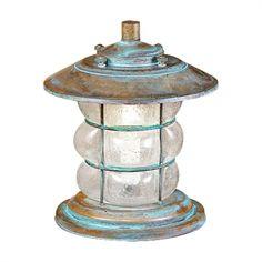 14.5 wide 12 high 235. offer volume discount Lustrarte 1014-0-77 Grelha Pillar Pier Mount Light