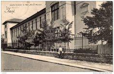 "Scoala Normala de Fete ""Mihail Sturdza"" actualul Liceu Economic, 1910, Iasi, Romania Survival, Building, Pictures, Outdoor, Photos, Outdoors, Buildings, Photo Illustration, Outdoor Living"