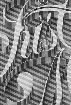 Go Font Ur Self – Just My Type - Luke Lucas – Typographer   Graphic Designer   Art Director