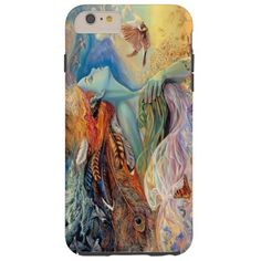 From Casemate -- Quan Yin Lotus iPhone 6 Case.This page also brings you to this design available on other phone models. Iphone 6 Plus Case, Iphone Case Covers, Woman Painting, Your Image, Artwork, Prints, Colorful, Design, Women