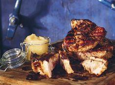 Deník Dity P. - Krkovičky s medovo-pivní BBQ omáčkou a jablečným kečupem