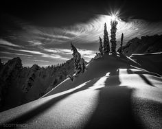 Andreas R. Mueller - Photography: Black and White Landscape Photography