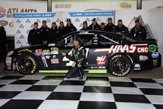 Kurt Busch will have the pole in Atl since his brother did not pass inspection
