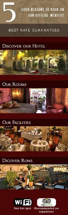 Hotel Campo de'Fiori, Rome. Baroque. Pricey. Location nice, but not near the Metro. €187-280/night.