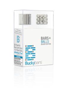 Buckybars Kits Packaging by Cara Holland, via Behance
