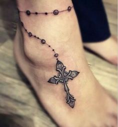 Love the placement, rather have chain and maybe beading end with a key. Dont want it to look like a rosary