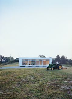 Rocio Romero's LV prefab series is also home to the designer and her husband, Cale Bradford.