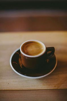 """photography-anthology: """" double espresso by ashley campbell """" Coffee And Books, I Love Coffee, My Coffee, Coffee Beans, Morning Coffee, Nitro Coffee, Black Coffee Mug, Coffee Mugs, Double Espresso"""