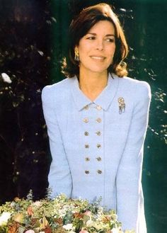 """""""Lots of things get easier as you get older. A lot of the nonsense fades away.""""  ~Princess Caroline of Hanover"""