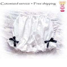 Princess Lolita Bow Bloomers Shorts