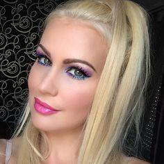 #EvaHenger Eva Henger: #Instagram #instagood #blond #kiss #smile