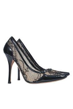 #RobertoCavalli#heels #lace #shoes #pumps #vintage #secondhand #clothes #accessories #designer #fashionblogger #secondhand #onlineshop #mymint