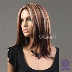 ... Highlights Brown Hair Color With Blonde Highlights Pictures Hairstyles