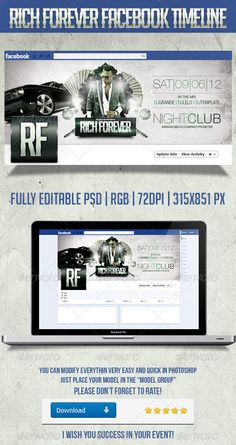 Realistic Graphic DOWNLOAD (.ai, .psd) :: http://vector-graphic.de/pinterest-itmid-1002415617i.html ... Rich Forever TimeLine ...  birthday, clan, club, disco, dollar, drinks, elegant, facebook, fancy, hiphop, layers, model, money, music, night, paper, party, psd, rap, rich, rock Afterparty, suit, timeline template, vip  ... Realistic Photo Graphic Print Obejct Business Web Elements Illustration Design Templates ... DOWNLOAD :: http://vector-graphic.de/pinterest-itmid-1002415617i.html