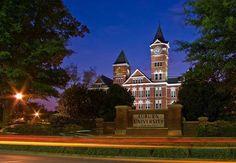 Auburn University is located in Auburn, AL, a small university city located in eastern Alabama, about 50 miles east of Montgomery. As of Auburn University is one of the largest universities in. Alabama College, Auburn Alabama, College Road Trip, College Fun, College Campus, College Football, Top 10 Colleges, Sweet Home Alabama, Auburn University