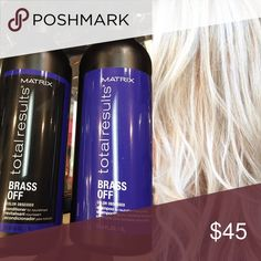 9 Best Matrix Hair Product Company Images On Pinterest Produits