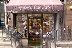 Afternoon Tea at Alice's Tea Cup  #Kids #UWS #UpperWestSide #NYC