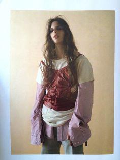 Dazed winter 15-16, style by Lotta Volkova - Sport Underwear Women - amzn.to/2gXF74W Clothing, Shoes & Jewelry - Women - Clothing - sport underwear women - http://amzn.to/2jKBIJr