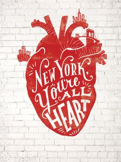 NY You're All Heart