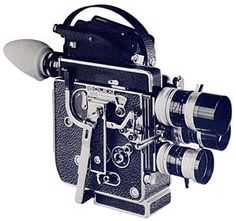Bolex H16 REX 5 This is the first film I shot with. I loved 16mm and I would get short ends and shoot in B.