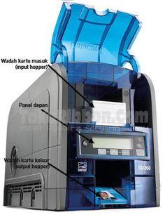 Inilah bagian komponen printer kartu id card DATACARD SD260/SD360 yg wajib tahu utamanay bagi pemiliki printer Datacard.  Semua tutorial DATACARD SD260/SD360 terlengkap ada disini!