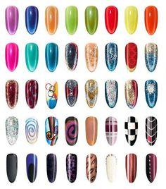 """Campagna """"CND Power Manicure"""": In crisi creativa? Ecco qui un pò di ispirazioni per i tuoi manicure con CND Shellac, CND Brisa Lite Removable Gel e CND Additives. Tutti da copiare!  CND. Nails. Fashion. Beauty."""